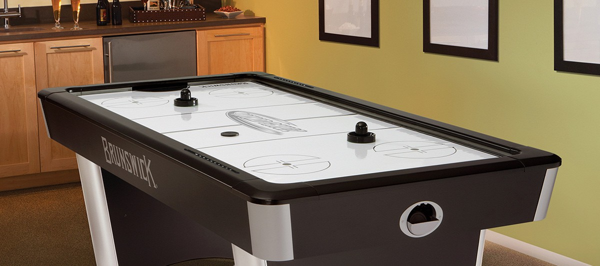 Winf chill air hockey
