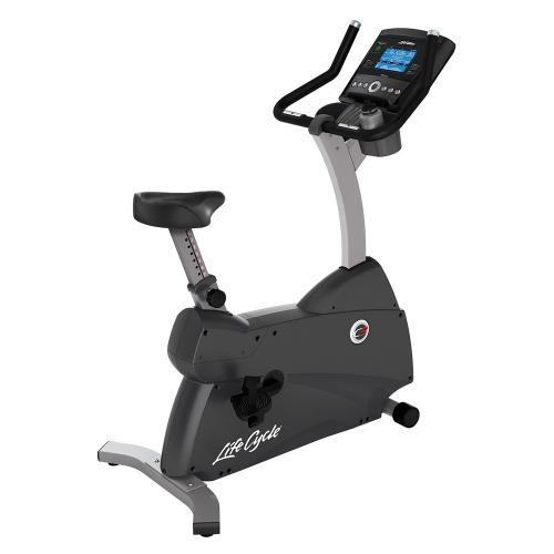 C3 Upright Lifecycle® Exercise Bike (Base)